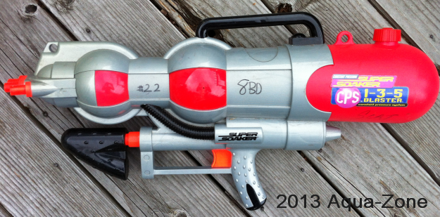 Aqua Zone Super Soaker Cps 1 3 5