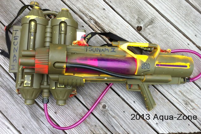 Aqua Zone Super Soaker Cps 3200